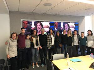 Foundation workshop at NBC