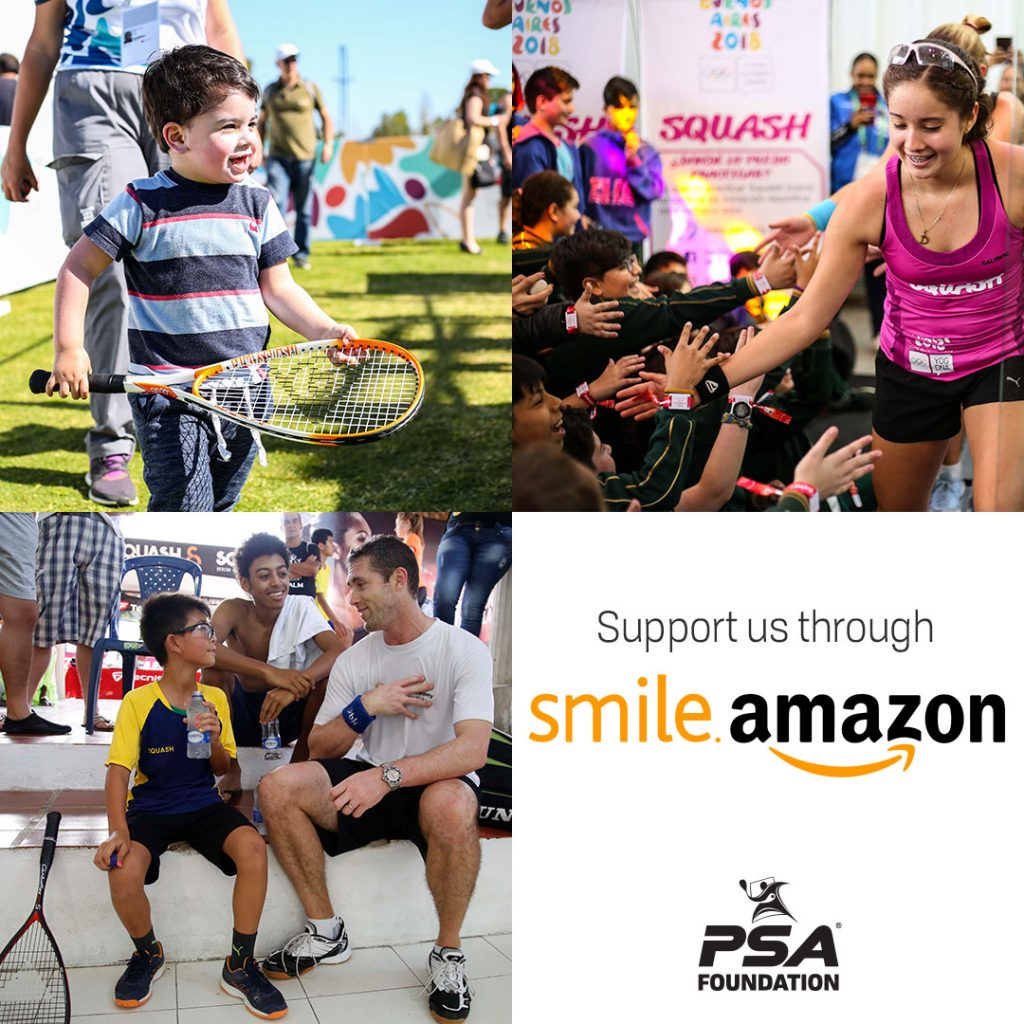 Choose the PSA Foundation for Amazon Smile